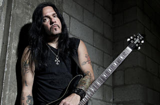 Tommy Victor of Prong