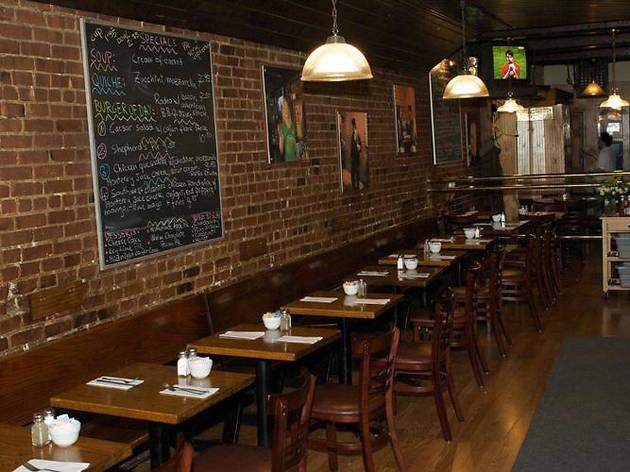Keats Restaurant