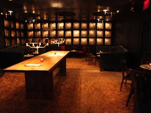 La Biblioteca de Tequila