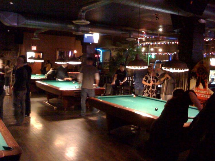 Break Bar and Billiards
