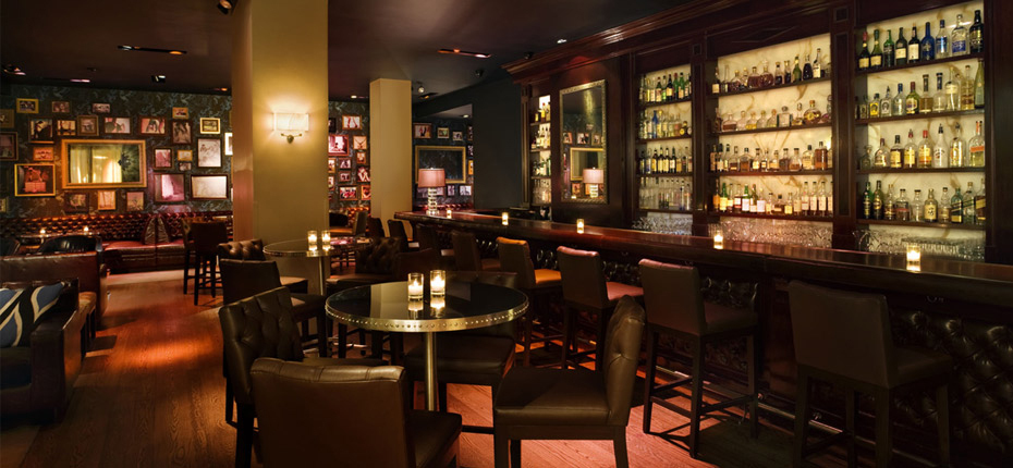 Whiskey Blue Bars In Midtown East New York