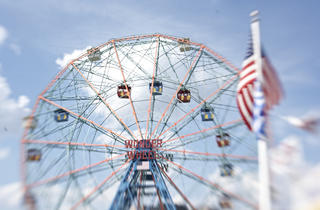 Deno's Wonder Wheel Music Marathon