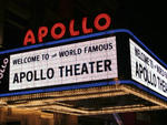 New Apollo Theater marquee