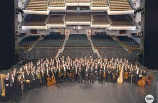 Musiciens de l'orchestre de l'Opéra national