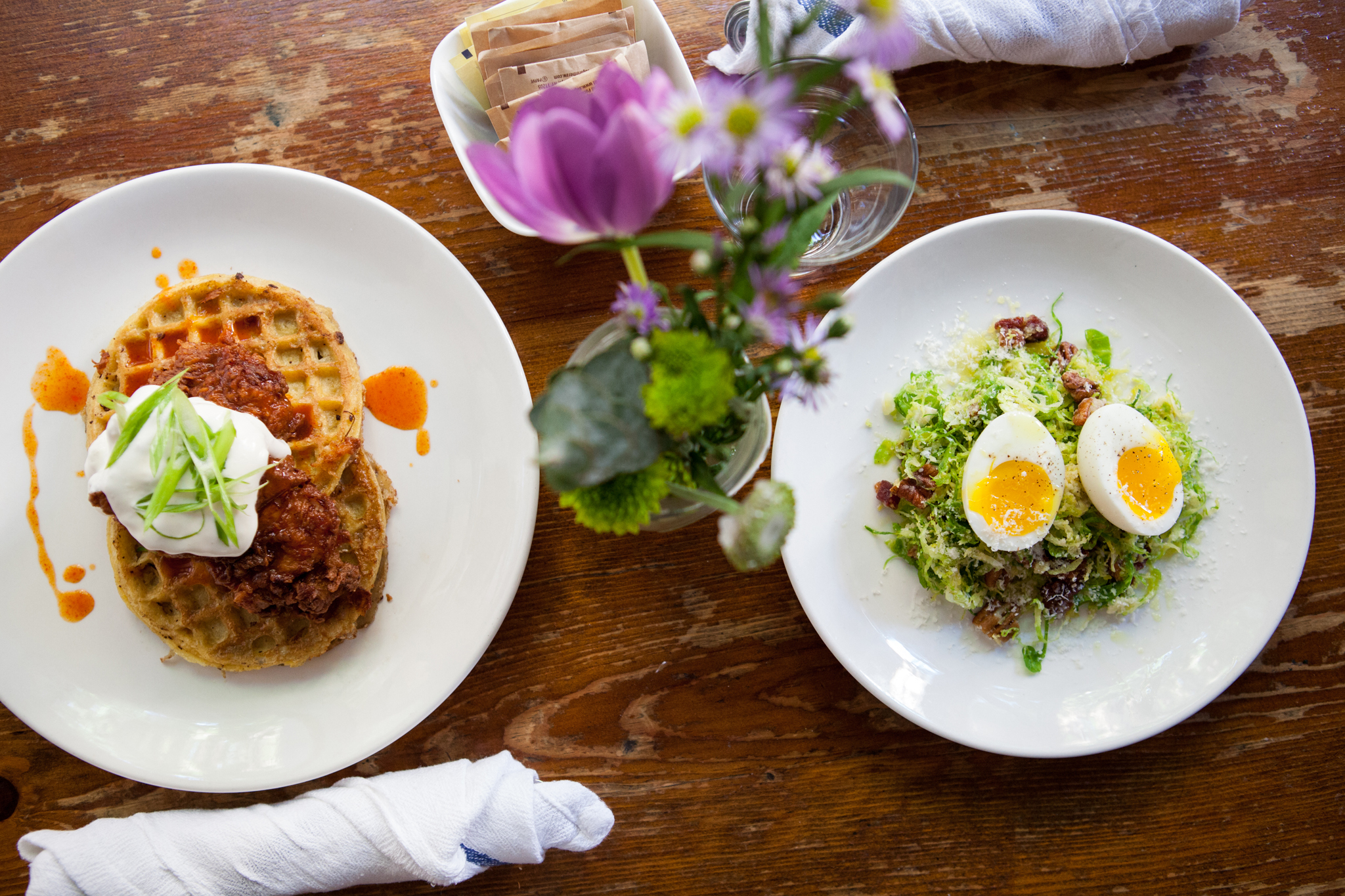 Best brunch places in NYC