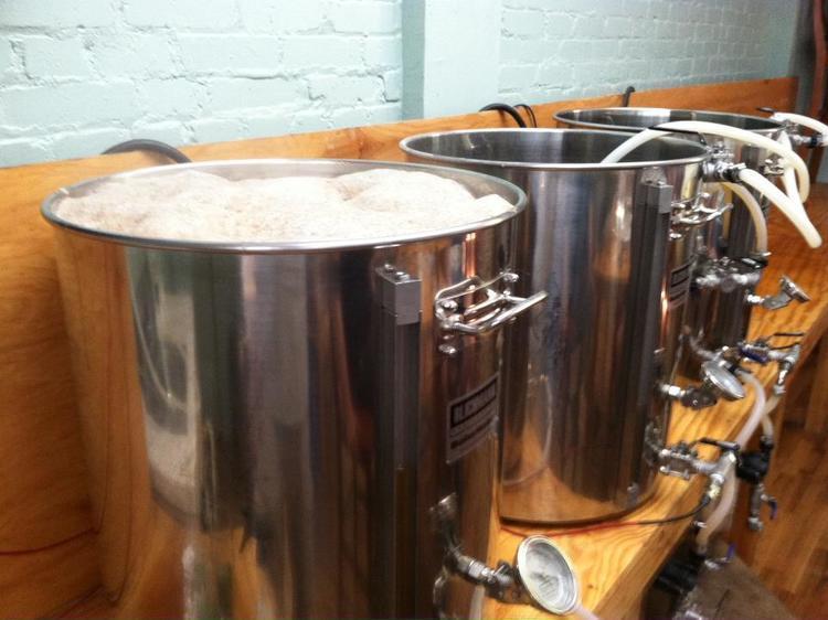 Brewshop 101: Home Brewing Essentials at Bitter & Esters