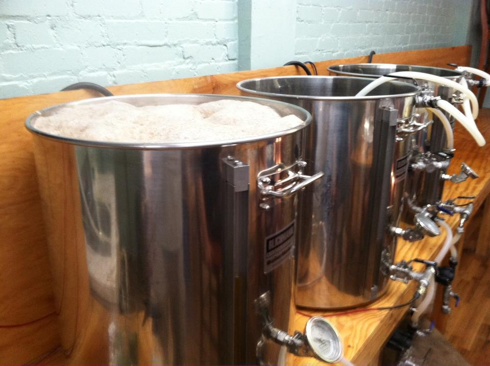 Brewshop 101: Home Brewing Essentials at Bitter & Esters