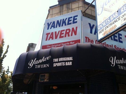 The Yankee Tavern