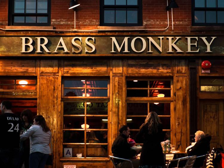 Brass Monkey