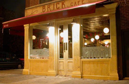 Brick Café