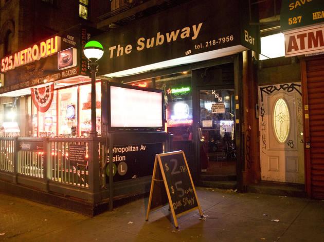 The Subway Bar (CLOSED)