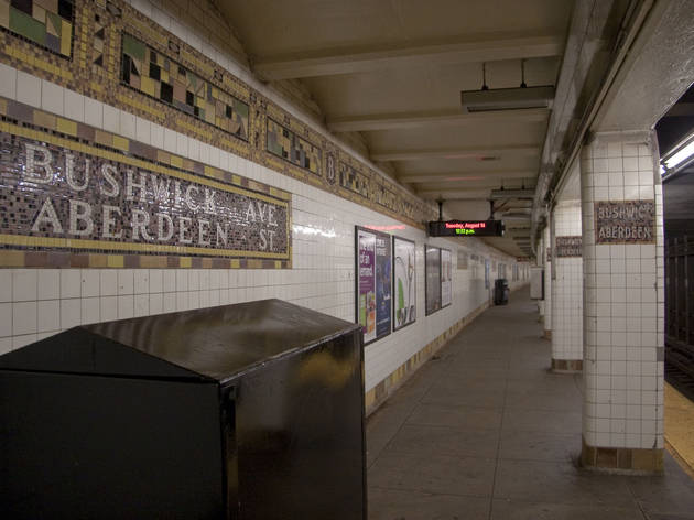 Subways in summer: Is it hotter or cooler belowground?
