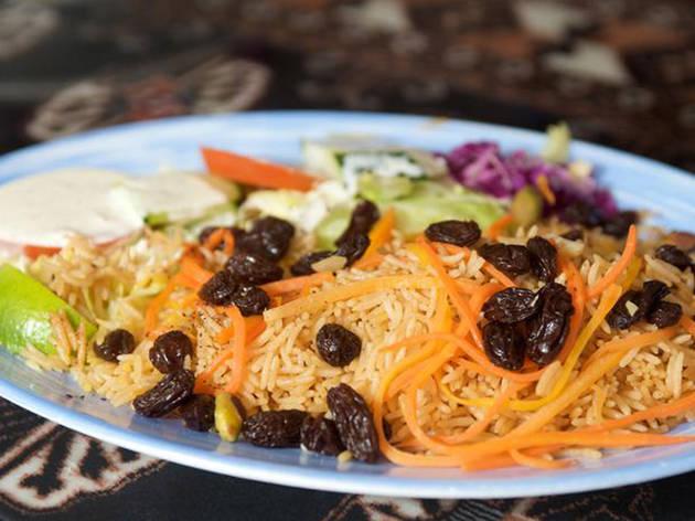 Ariana Afghan Kebab