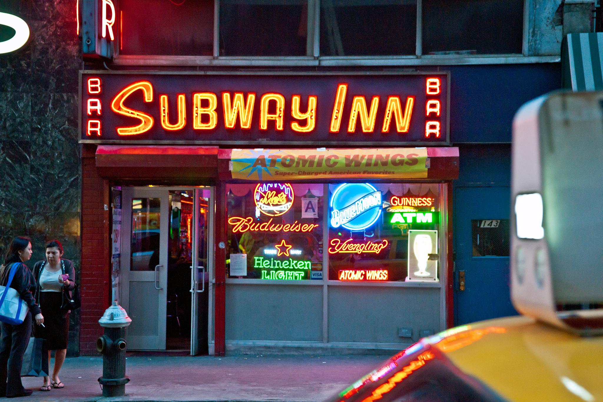 Subway Inn