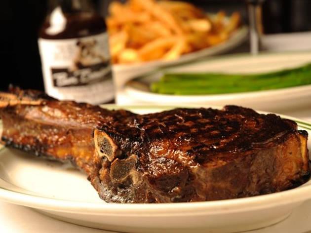 Ben Benson's Steakhouse (CLOSED)