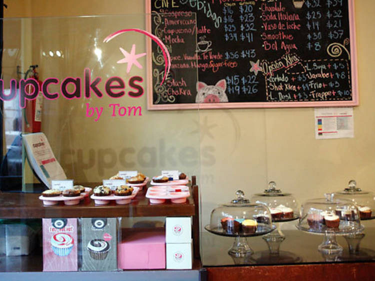 ANTES: Cupcakes by Tom