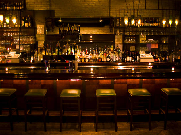 Prohibition Bars In Upper West Side New York