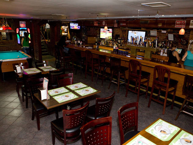 Bull Moose Saloon (CLOSED)