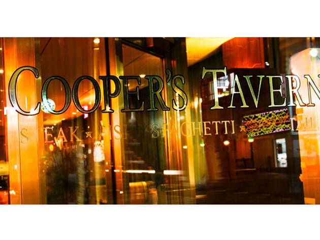 Cooper's Tavern (CLOSED)
