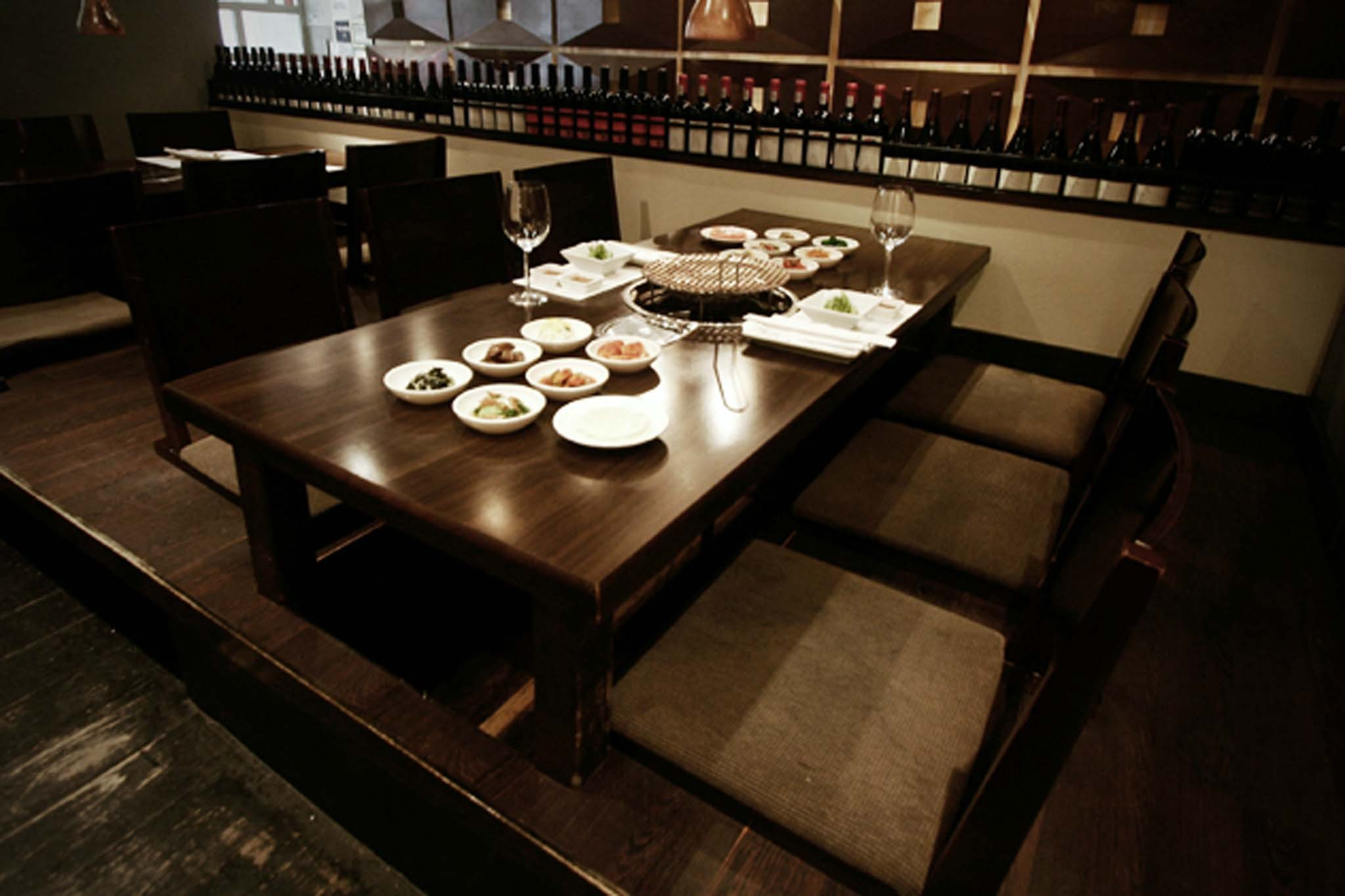 10 best korean bbq restaurants in nyc you need to visit for Asian furniture nyc