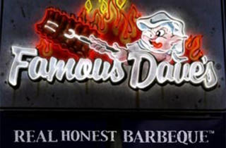 Famous Dave's (CLOSED)