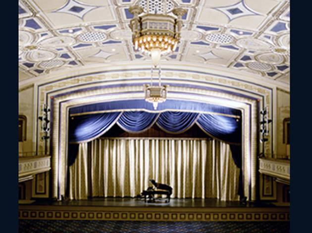 Grand Ballroom (at the Manhattan Center)