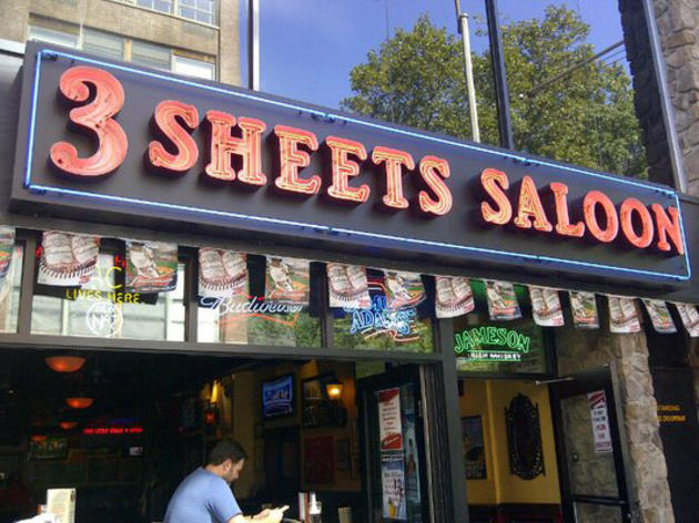 3 Sheets Saloon