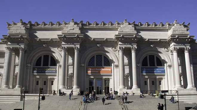 The Metropolitan Museum of Art in New York guide