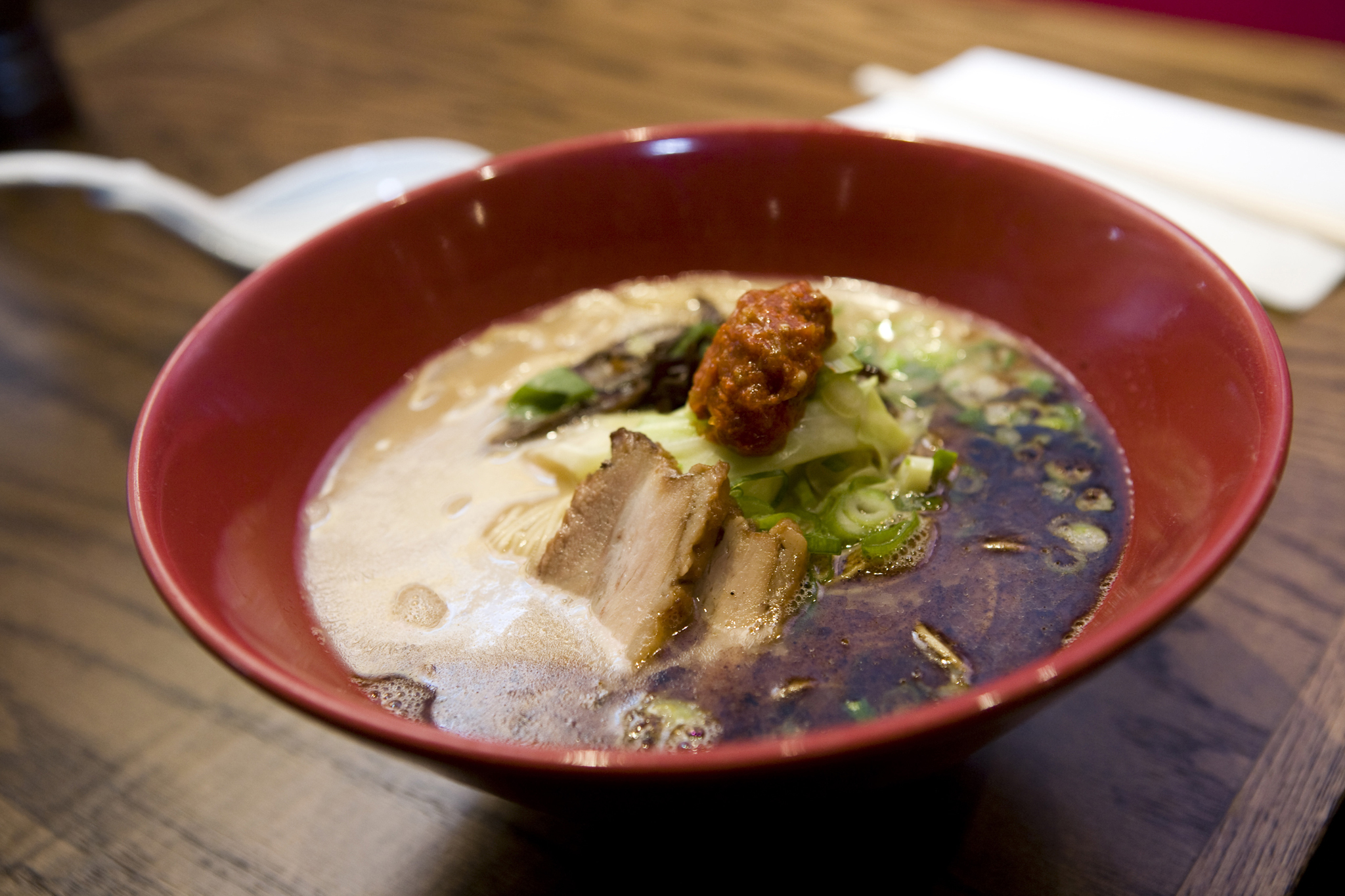 Check out the best noodle soups in NYC