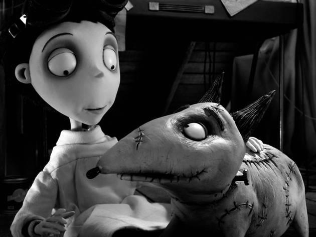 Frankenweenie (3D & IMAX)