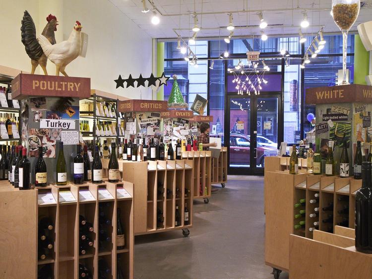 Bottlerocket Wine & Spirit