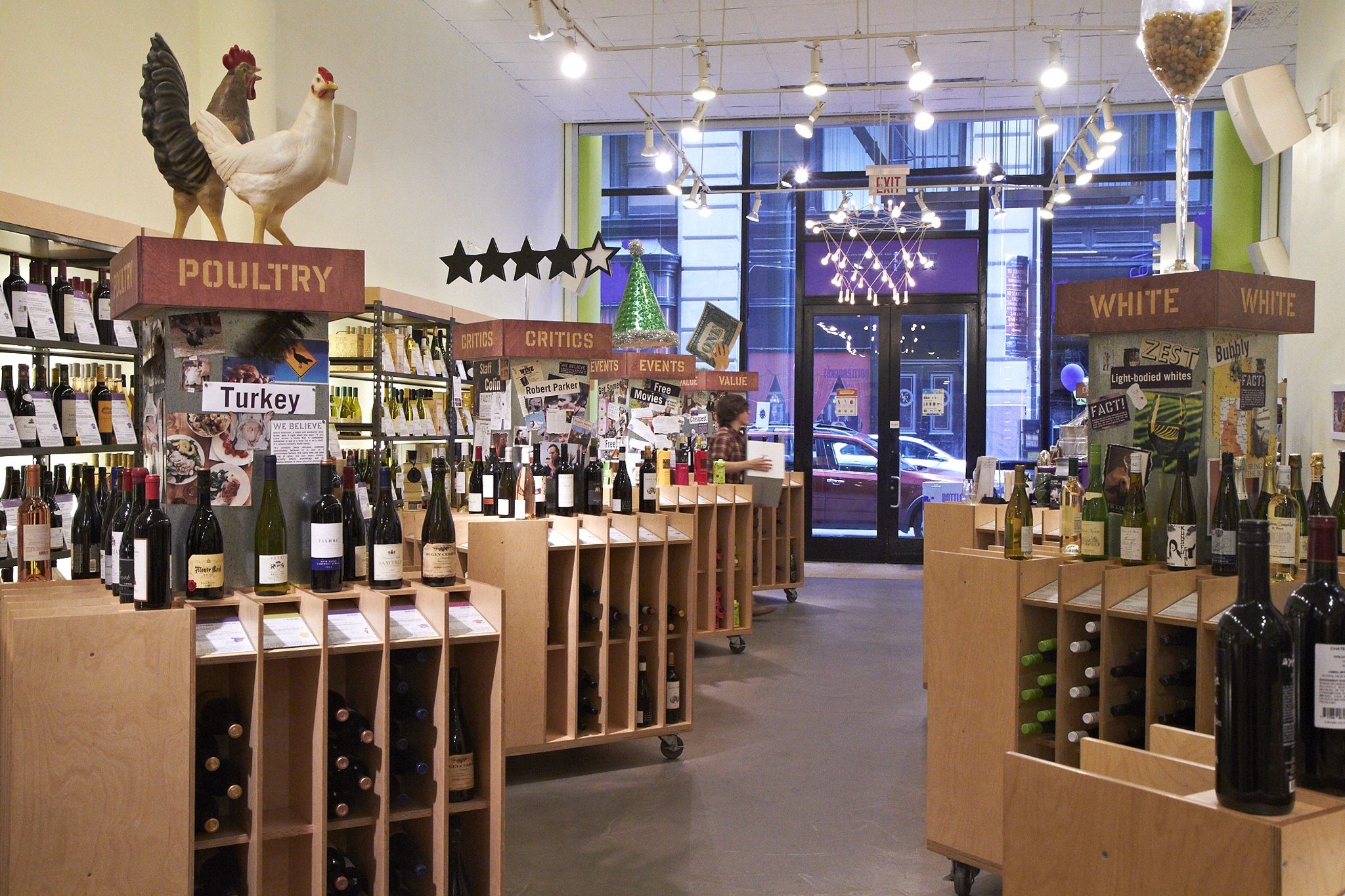 The best liquor stores in New York