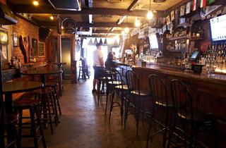 Fáilte Irish Whiskey Bar