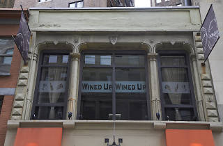 Wined Up Wine Bar