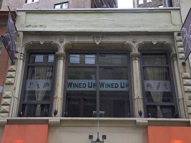 Wined Up Wine Bar