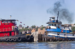 Great North River Tugboat Race & Competition