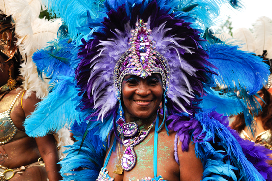 Get wild at the West Indian–American Day Carnival