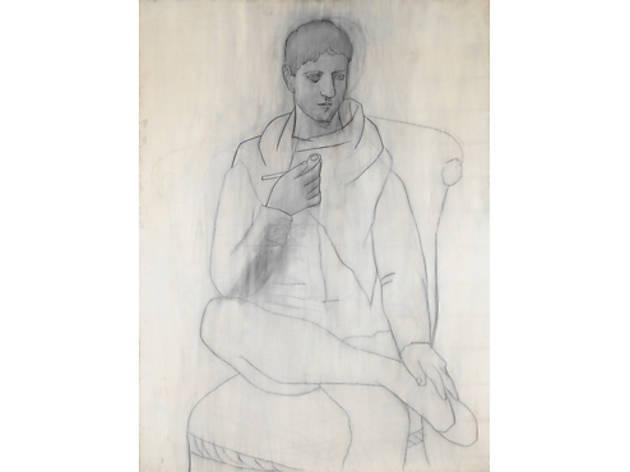 (Photograph: Private collection; Courtesy Fundación Almine y Bernard Ruiz-Picasso para el Arte. © 2012 Estate of Pablo Picasso/Artists Rights Society (ARS); New York)