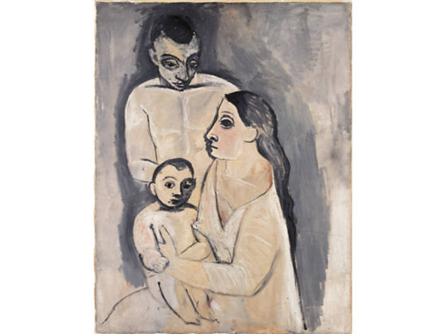 (Photograph: Kunstmuseum Basel; Gift of the artist to the City of Basel; 1967. © 2012 Estate of Pablo Picasso/Artists Rights Society (ARS); New York)