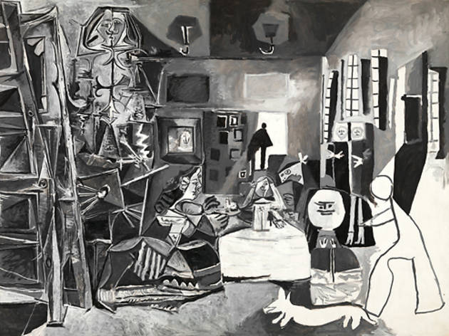 (Photograph: Museu Picasso; Barcelona; Gift of the artist; 1968. © 2012 Estate of Pablo Picasso/Artists Rights Society (ARS); New York)
