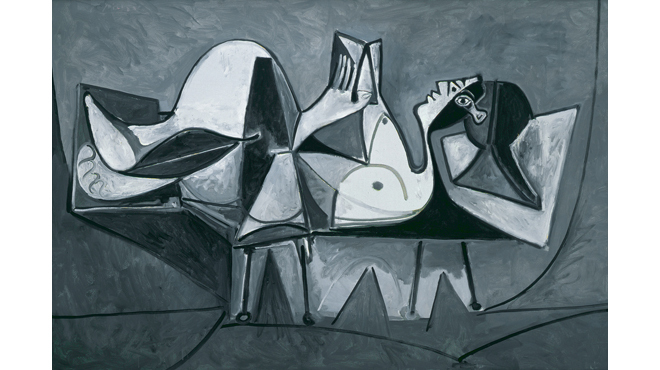 Marvel at artworks by Picasso at the Guggenheim