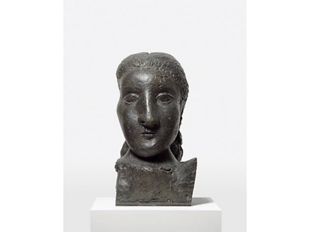 (Photograph: Fondation Beyeler; Riehen/Basel. © 2012 Estate of Pablo Picasso/Artists Rights Society (ARS); New York)