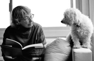 Mary Oliver: Dog Songs