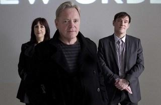 New Order + Holy Ghost!