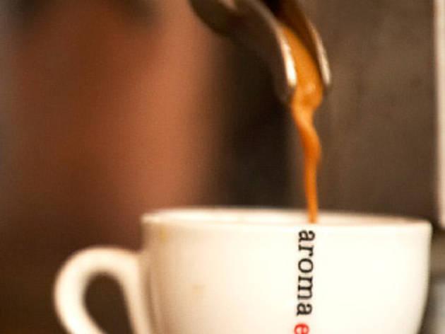 Aroma Espresso Bar (CLOSED)
