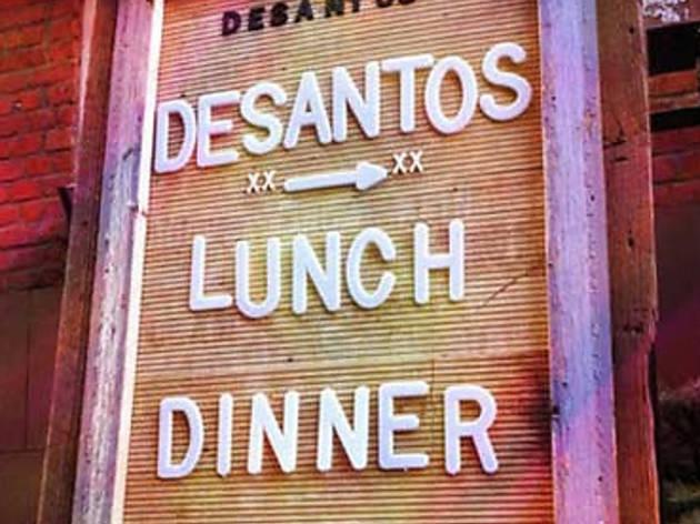 De Santos (CLOSED)