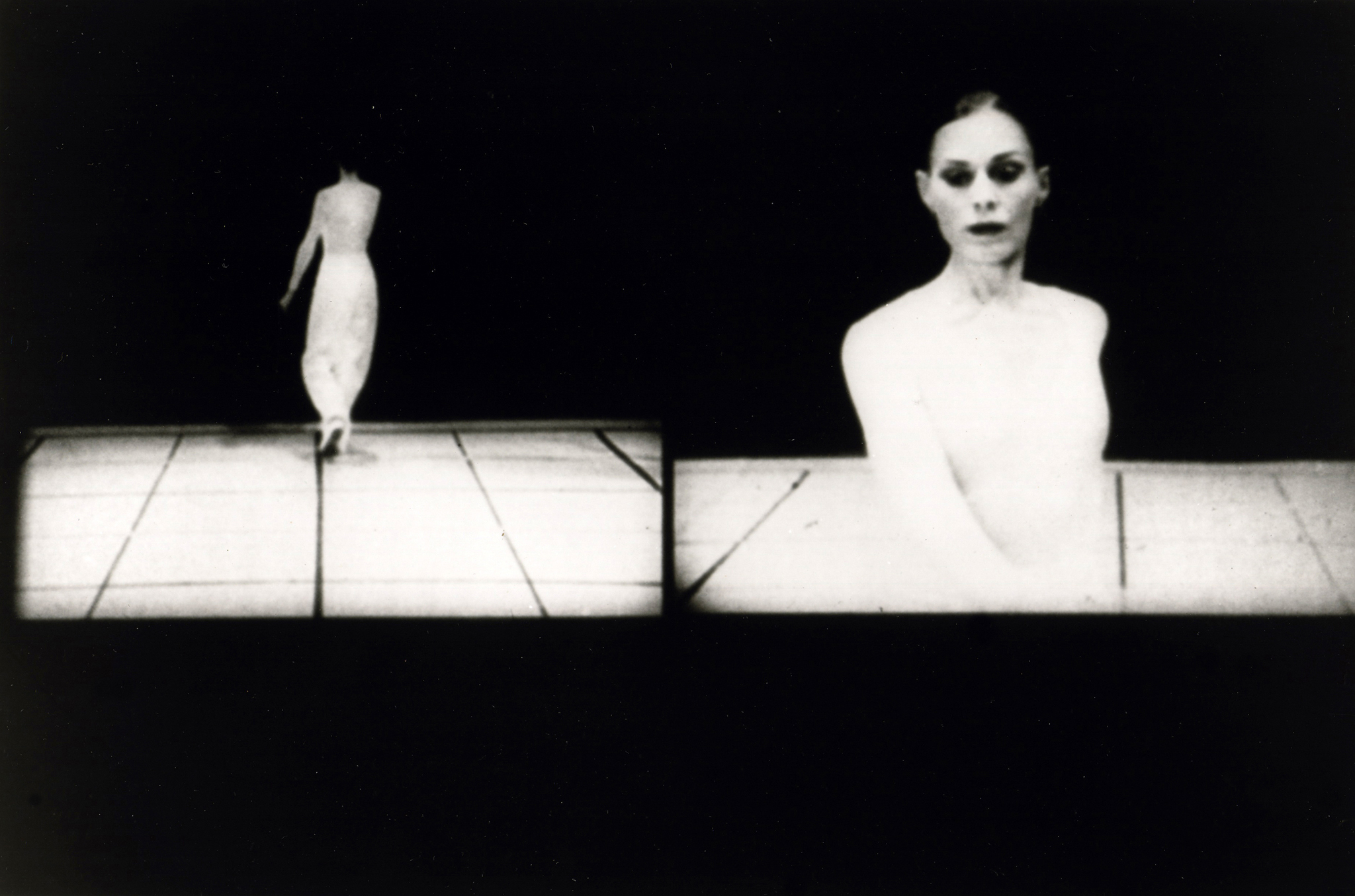 Judson Now: Lucinda Childs in DANCE, 1979.