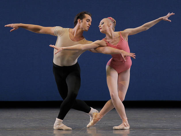 New York City Ballet Fall 2012