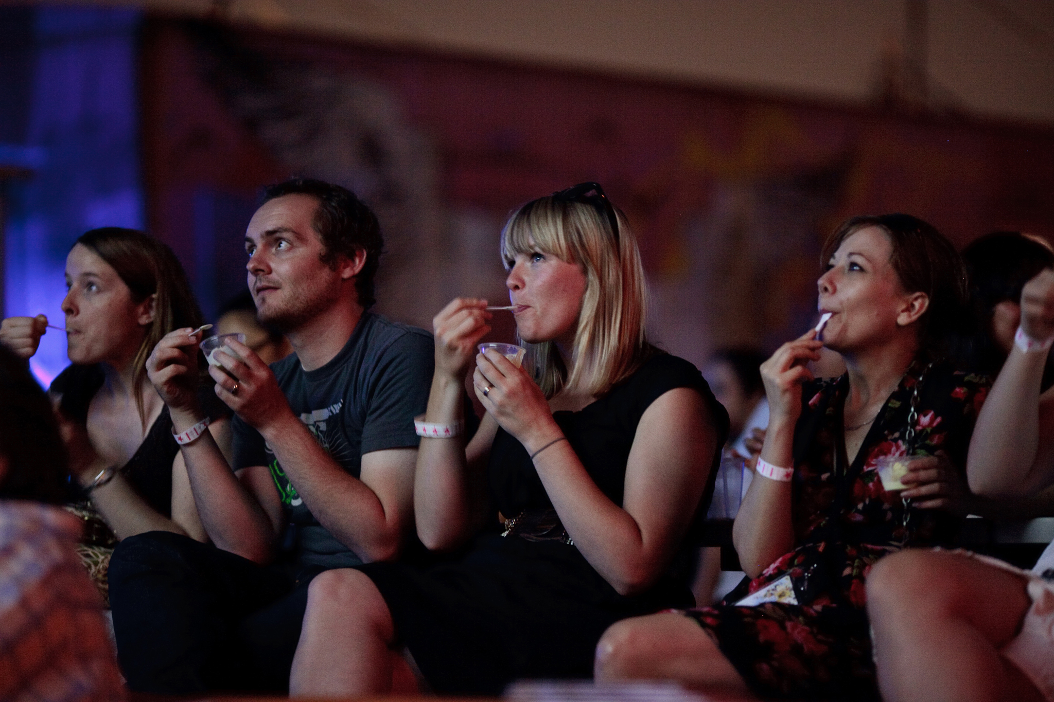 Forgo soda and stale popcorn and chow down at the NYC Food Film Festival