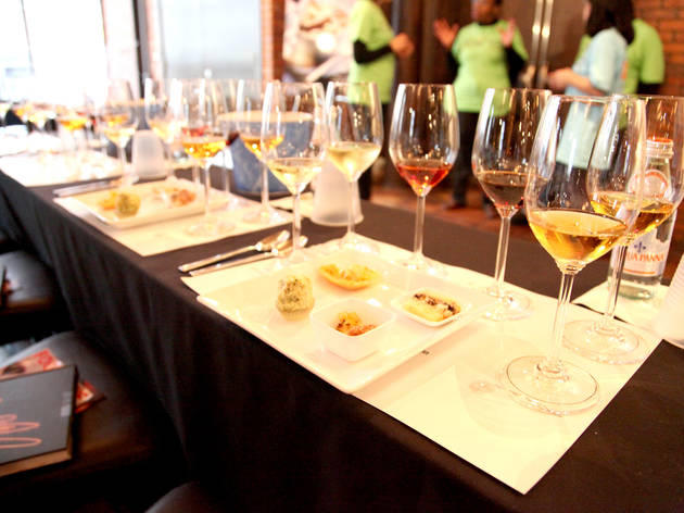 Mingle with culinary stars at the NYC Wine & Food Festival